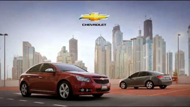Chevrolet Cruze Still 2