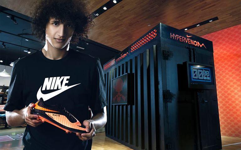 Nike Hyper Venom Installation 4