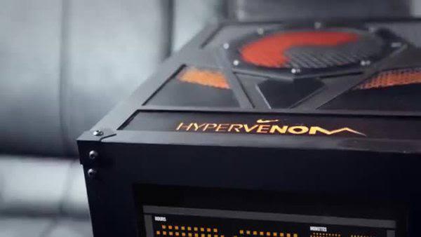 Nike Hyper Venom Installation 5